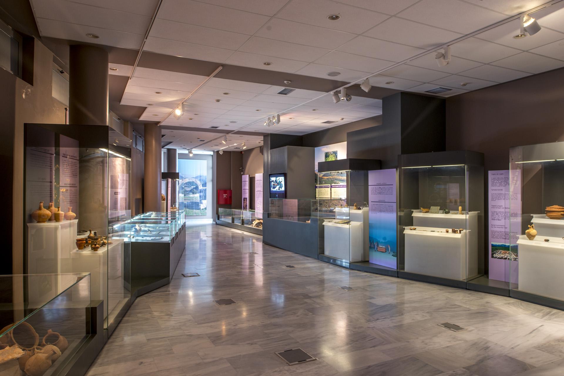Θεσπρωτία: Αρχαιολογικό Μουσείο Ηγουμενίτσας - Εκπαιδευτική δράση για σχολικές ομάδες της Γ΄ και Δ΄ Τάξης Δημοτικού